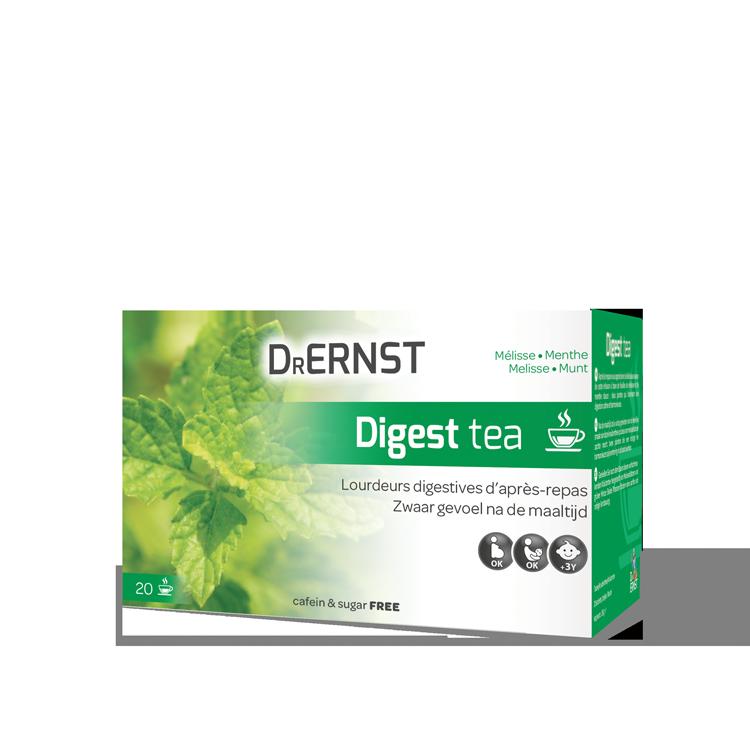 Digest tea