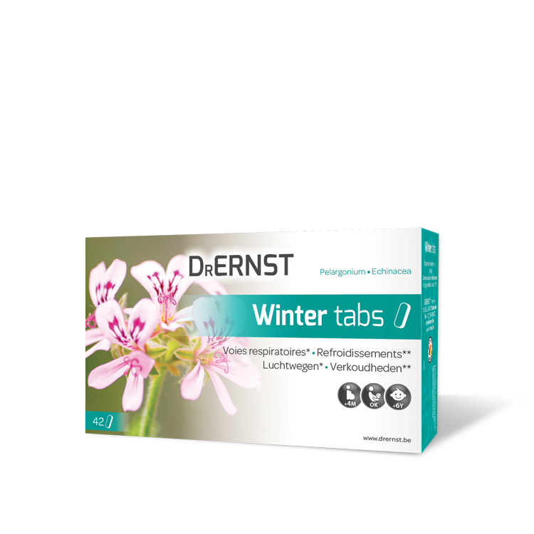 Winter tabs