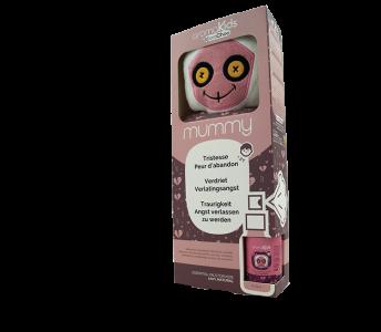 aromaKids Mummy (peluche + spray)